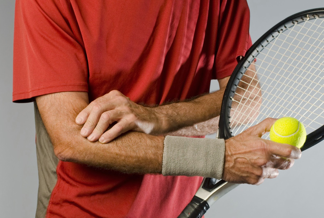 Give Tennis the Elbow